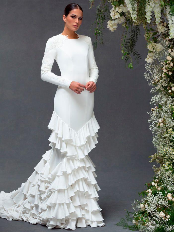Vestidos de novia victoria de vicky martin berrocal