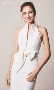 112c- jesus peiro. vestidos de novia. Mundo novias ciudad real
